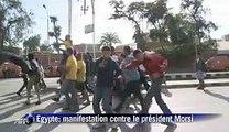 Egypte:  pro et anti Morsi manifestent sous l'oeil de l'armée