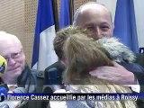 """Florence Cassez retrouve la France, libre et """"innocente"""""""