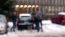Comment déplacer une voiture dans la neige ?
