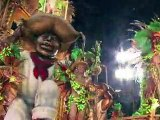 Brésil: le Carnaval de Rio commence, la fête où tout est permis