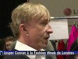 Fashion Week de Londres: Jasper Conran coloré, Clements Ribeiro vire punk