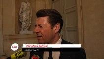 Lapsus : Christian Estrosi confond François Hollande et François Fillon