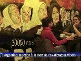 Argentine: Videla, père de la féroce dictature, meurt dans sa cellule