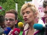 Mariage homosexuel: à deux jours de la manif des opposants, la tension monte