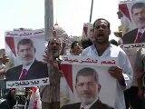 Egypte: les manifestants pro-Morsi défient police et armée