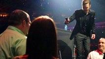 Justin Timberlake interrompt son concert pour marier deux fans