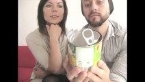 Ils découvrent une chenille dans une boîte de maïs Auchan et en font une vidéo humoristique !