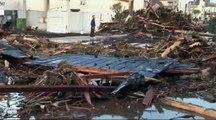 Le Japon touché par le typhon Wipha