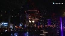 Laetitia Casta illumine les Champs-Elysées