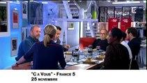 Pour Fabrice Luchini, être ami avec Sarkozy revenait à être vu comme un nazi