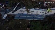 Thaïlande : 29 morts dans un accident de bus