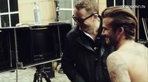 David Beckham nu dans la nouvelle pub H&M