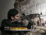 What type of weapons will be sent to the Syrian rebels?