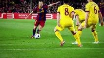 See ten magical Messi goals - UEFA Champions League