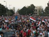 Hundreds of thousands protest in Egypt