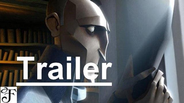 Extraordinary Tales (2015) Official Trailer - Roger Corman, Guillermo del Toro