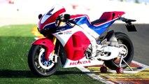 Essai exclusif : Honda RCV 213V-S, une vraie petite MotoGP !