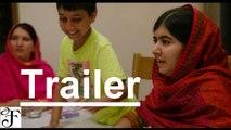 He Named Me Malala (2015) Inspire Trailer - Malala Yousafzai, Ziauddin Yousafzai