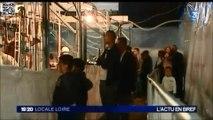 Reportage France 3 Abattoir 1er jour Aïd