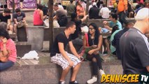 How to Kiss a Stranger in 10 Seconds Fastest Way to Kiss Girls Kissing Strangers Kissing P