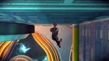 Le nouveaux Tony Hawks Pro Skater 5 est plein de bugs et glitches... FAIL!