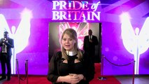 Best of British at The Pride of Britain Awards