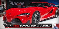 New Toyota Supra, Eliminating Drunk Driving, Gear Knobs, Honda Project 2&4, Apple Car