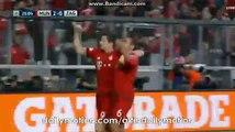 Robert Lewandowski Amazing Goal - Bayern 2-0 Dinamo Zagreb - Champions League - 29.09.2015