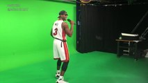 """Dwyane Wade Lip-Syncs """"This Is How We Do It"""" & Crushes It"""