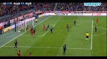 2nd Goal Robert Lewandowski 4-0 . Fc Bayern Munich - Gnk Dinamo Zagreb . 29-09-2015