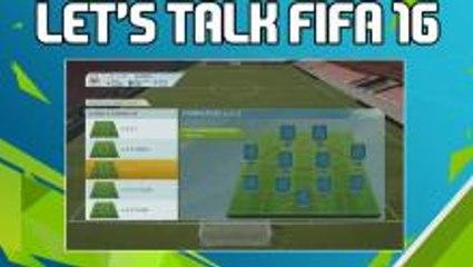 FIFA 16 Breakdown