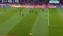 3rd Goal Robert Lewandowski 5-0 - Fc Bayern Munich vs Gnk Dinamo Zagreb - 29/09/2015