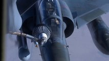 LiveLeak.com - Armée de l'air Dassault Mirage 2000 Air Refuel by USAF
