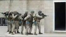 Gros fail lors d'un entrainement militaire