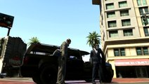 AMAZING GTA 5 ONLINE HEIST (Batman Bank Robbery Parody)