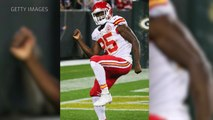 Jamaal Charles Does Aaron Rodgers TD Dance at Lambeau Field, Rodgers Responds