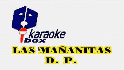 Karaoke Box - Las Mañanitas (In The Style Of / Al Estilo De : Pedro Infante) - (Karaoke)
