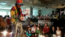 Vancouver Juggling Entertainment, $75 Juggler for Hire, at Lovely Banquet Hall, Surrey BC, Review, Testimonial