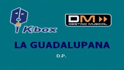 Karaoke Box - La Guadalupana (In The Style Of / Al Estilo De : Emmanuel Ft. Alexander Acha)
