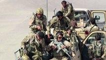 Afganistán: Ofensiva para recuperar ciudad tomada por talibanes