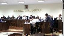 Δημοτικό Συμβούλιο Δήμου Παιονίας 29-09-2015