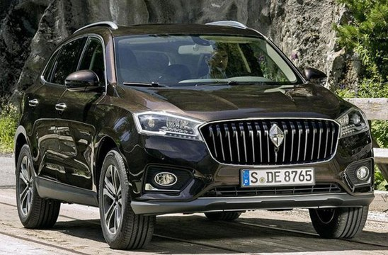 German Carmaker Borgward To Enter India With BX7 SUV
