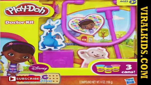 DOC MCSTUFFINS Disney Doc McStuffins Lego Duplo Doc McStuffins Video Toy Review