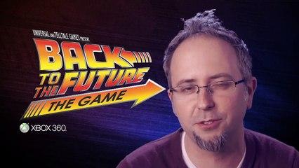Back to the Future The Game - 30th Anniversary Edition Trailer de Retour vers le futur : Le jeu