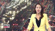 Chuseok holiday traffic eases throughout Korea