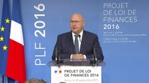 Archive - Présentation du projet de loi de finances (PLF) pour 2016