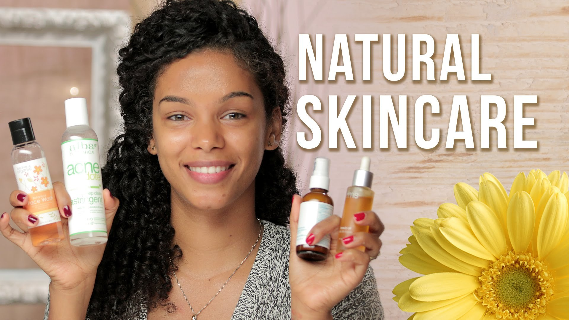 Natural Skincare Routine ∞ Natural Beauty w/ SunKissAlba