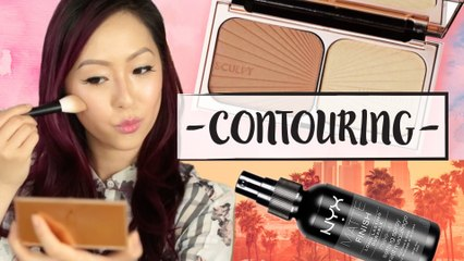 Contouring Tips & Other Beauty Tricks ∞ Everyday Luxe w/ RAEview