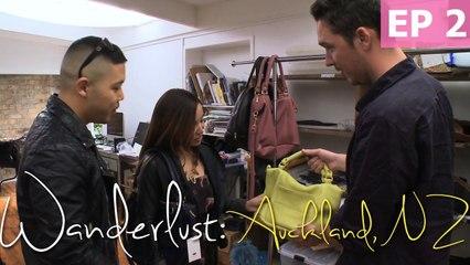 Visiting an Auckland Handbag Designer | Wanderlust: New Zealand [EP 2]