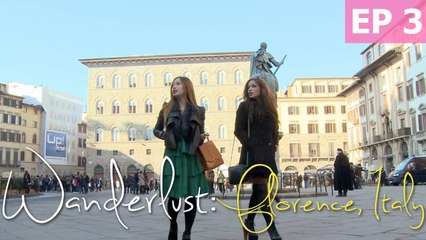 Admiring the Art of Florence | Wanderlust: Italy [EP 9]